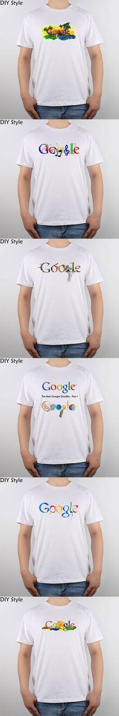 The Best Art Google Doodles Since 1998 Music Luis Royo t-shirt Top Pure Cotton Men T Shirt