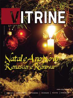 Capa da Revista Vitrine Oeste 1º Ano - Edição 08