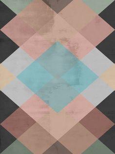 GEOMETRIC VIEW 006 Geometric Pattern Design, Geometric Art, Frame Store, Cozy House, House Colors, Illustrations Posters, Home Art, Photoshop, Texture