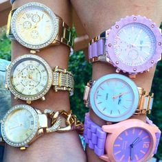 WATCHES ALL AVAILABLE