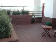 Pavimento per esterni in legno composito (WPC) TECNODECK® - GRUPPO SOGIMI