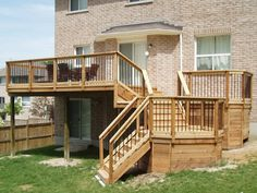 Two Story Deck Google Search Shu House Pinterest We Two Story Deck And Deck With Pergola
