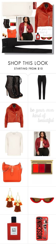 """""""Be Your Own Kind of Beautiful"""" by ann-kelley14 ❤ liked on Polyvore featuring River Island, PBteen, Forever 21, ALDO, MAC Cosmetics, Ettika, PAWAKA, Comme des Garçons and Moschino"""
