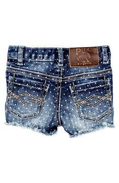 Peek 'Maya' Shorts (Baby Girls) available at #Nordstrom