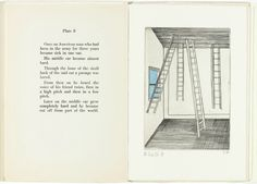Louise Bourgeois, He Disappeared into Complete Silence, plate 8