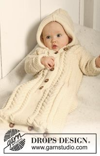 Baby - Free patterns by DROPS Design