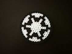 Star Wars Imperial Army Perler Bead by poorphdstudents on Etsy https://www.etsy.com/listing/215983279/star-wars-imperial-army-perler-bead