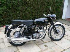 1959 Velocette Venom Classic Motorcycle Pictures