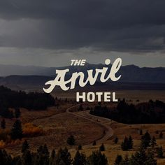 Last year I collaborated with the awesome @studiotack to brand the @anvilhotel in Jackson WY. We have a new website in progress and when it launches there will be a nice case study on this great project.