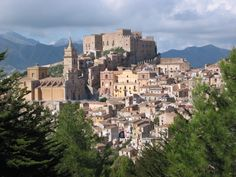 Caccama : province of Palermo sicily