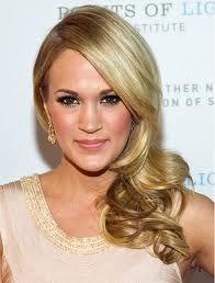 Side undo bridesmaid hair?