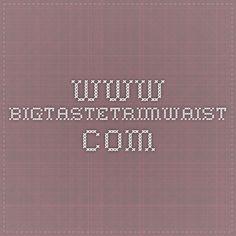 THM Walmart shopping list www.bigtastetrimwaist.com