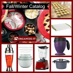 NEW BLOG:  Organize-It Fall/Winter Product Catalog.  Looks like a wonderful store and very afforable too!