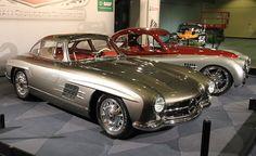 Chip Foose Gullwing Mercedes   Salon de Toronto : la fièvre des voitures antiques et modifiées ...
