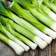 Prei met mosterd. Kijk voor de bereidingswijze op okokorecepten.nl. Get Healthy, Healthy Recipes, Healthy Food, Dutch Recipes, Empanadas, Celery, Slow Cooker, Seafood, Recipies