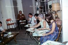 family TV dinners 1960s - Google Search