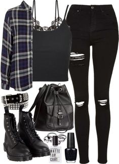 Requested outfit одежда ropa darks, ropa emo и moda emo Teen Fashion Outfits, Edgy Outfits, Cute Casual Outfits, Outfits For Teens, Fall Outfits, Fashion Clothes, Style Clothes, Girl Fashion, Punk Fashion