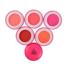 Makeup Lip creme Blush Upgrade Genuine 3gs Rouge bochecha dupla - use Dual purpose atacado Maquillage Rubor o bálsamo Paleta De alishoppbrasil