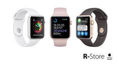 Lo smartwatch di Apple arriva alla sua seconda generazione.