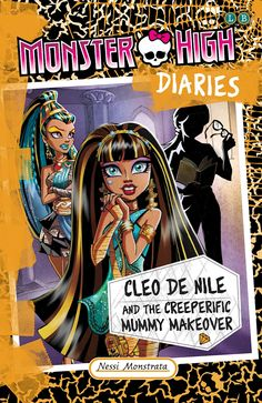 Monster High Diaries