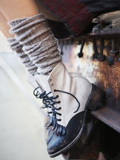 FREEBIRD by STEVEN Brimfield Boot at Free People Clothing Boutique @Quinci Paine Bachman