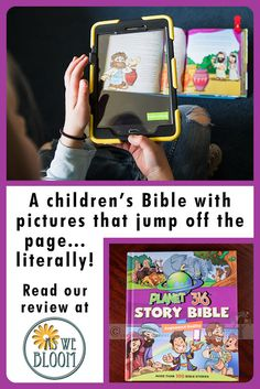 Planet316 Story Bible and App Review | As We Bloom
