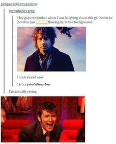 """""""the puns, they are kili'n me!"""""""
