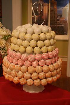 Cake pops cake
