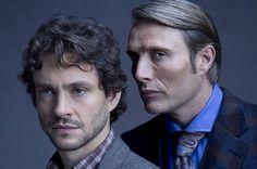 Dear Santa (Bryan Fuller), please keep 'shipping these two in Hannibal Season 3.