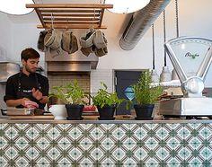 Theresa restaurant by Stephanie Thatenhorst & Kristina Stöckel, Munich hotels and restaurants