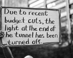 Recent Budget Cuts