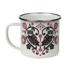 I want this mug to take camping.