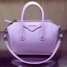 Light Purple Givenchy Handbag Rhonda White