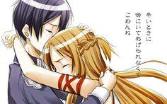 Kirito and Asuna | Sword Art Online (SAO) Alicization-Underworld