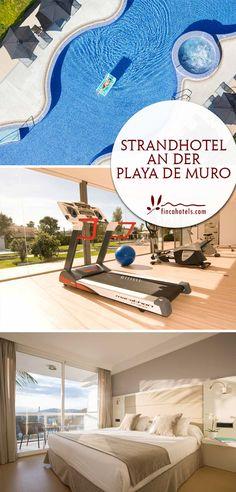 Manchmal muss es einfach gaaaaanz nah sein. Diesen Wunsch haben vor allem Familien, die Ihren Urlaub einerseits in einem ruhige Landhotel verbringen, dann aber noch ein paar Tage direkt am Meer erleben wollen. Diesen Wunsch können wir mit dem Las Gaviotas Suites Hotel erfüllen, welches sich direkt an der Playa de Muro befindet. Weißer, feiner Sandstrand, klares Wasser und eine gute Infrastruktur bieten alles, was sich Familien für einen Strandurlaub auf Mallorca wünschen.