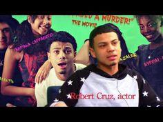 Robert Cruz talks Savage High (2015) - A Manny Velazquez Film