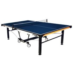 Stiga Master Series ST4100 Indoor Table Tennis Table - Dick's Sporting Goods - $399.98