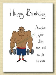 African American Male Birthday Card D