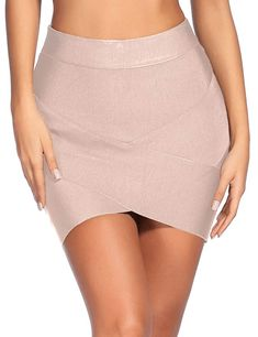 Here are 40 of the hottest last-minute costumes ideas that are perfect to wear to a college party.This is the most creative college halloween costumes ever. Creative College Halloween Costumes, Easy Last Minute Costumes, Lace Up Skirt, Fitted Skirt, Bandage Skirt, Bandage Dresses, Partys, Short Mini Dress, Body Con Skirt