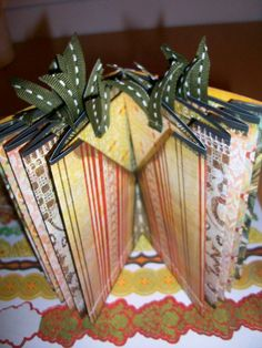 365 DAYS OF PINTEREST CREATIONS: day 156: pocket page mini album
