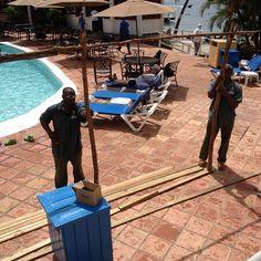 More preparations for Jounen Kweyol