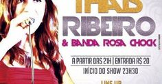 Just Pinned to Raynniere facebook: Just Pinned to Raynniere facebook: #VEJA Bardot Pub: Thaís Ribeiro e Banda Rosa Chock #agenda @paroutudo via ParouTudo http://ift.tt/25TTyeN #Raynniere #Makepeace http://ift.tt/1ZGLJFQ http://ift.tt/1XfQ6cA