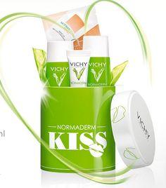 Kiss box in omaggio da Normaderm – Operazione a premi