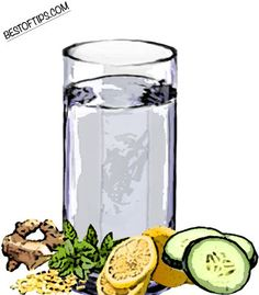 Sassy Water Recipe for the glowing skin and weight loss Two in one benefits from Sassy water recipe