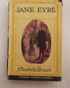 Jane Eyre by Charlotte Bronte  Read it twice,have three different versions on DVD! Timeless classic.