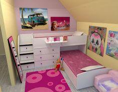 Pin by camas y literas kidsworld on literas juveniles ahorradoras de espacio pinterest bunk - Muebles nieto dormitorios juveniles ...
