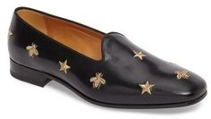 fbe09c49c7c Gucci New Gallipoli Star Bee Loafer Italian Loafers