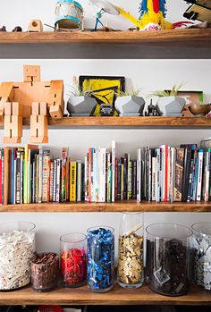 Look for more ideas for smart storage solutions on http://domino.com