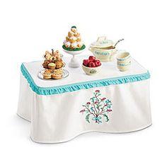 NEW! Caroline's Table and Treats