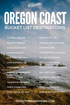 This is a bucket list PNW adventure! We're sharing all the iconic stops on your Oregon Coast road trip. Read up for your next summer adventure! Oregon Travel, Travel Usa, Travel Bags, Texas Travel, Car Travel, Travel Ideas, Travel Inspiration, Oregon Coast Hikes, Oregon Road Trip